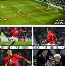 Just ronaldo memes