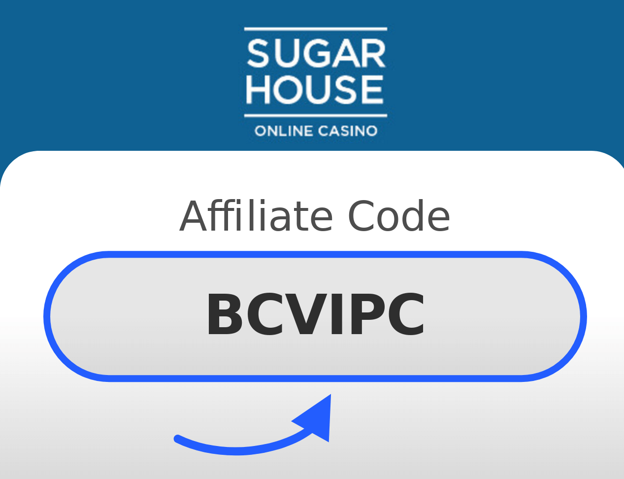 Sugarhouse Affiliate Code