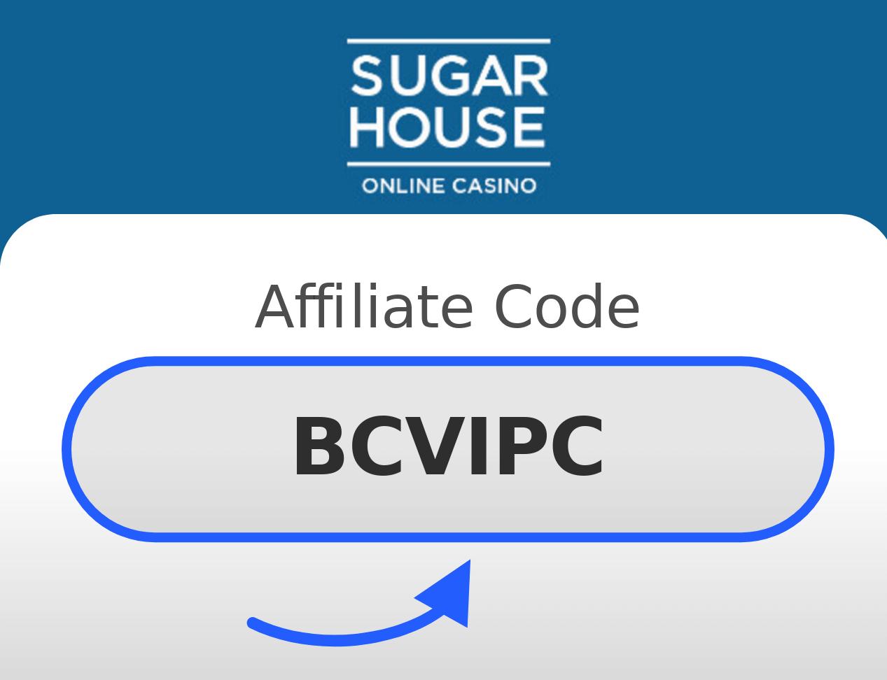 Sugarhouse Affiliate Code